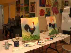 Carrie Curran Art Class Scottsdale AZ