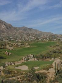 Desert Mountain Cochise Golf Course Scottsdale AZ