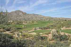 Golf at Desert Mountain Scottsdale AZ