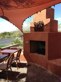 Patio Dining Cafe Bink Scottsdale Carefree AZ