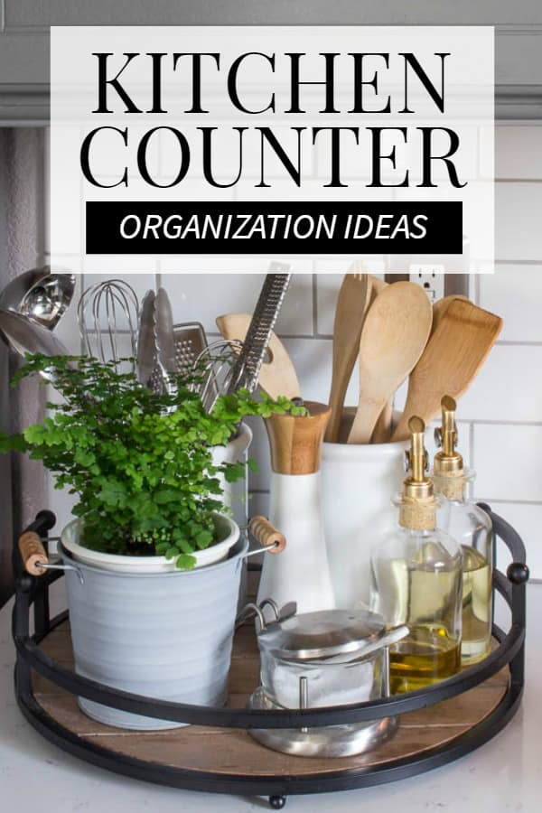 Lifestyle Blog Post Ideas 2018 12 Kitchen Countertop Organization Ideas For Instant