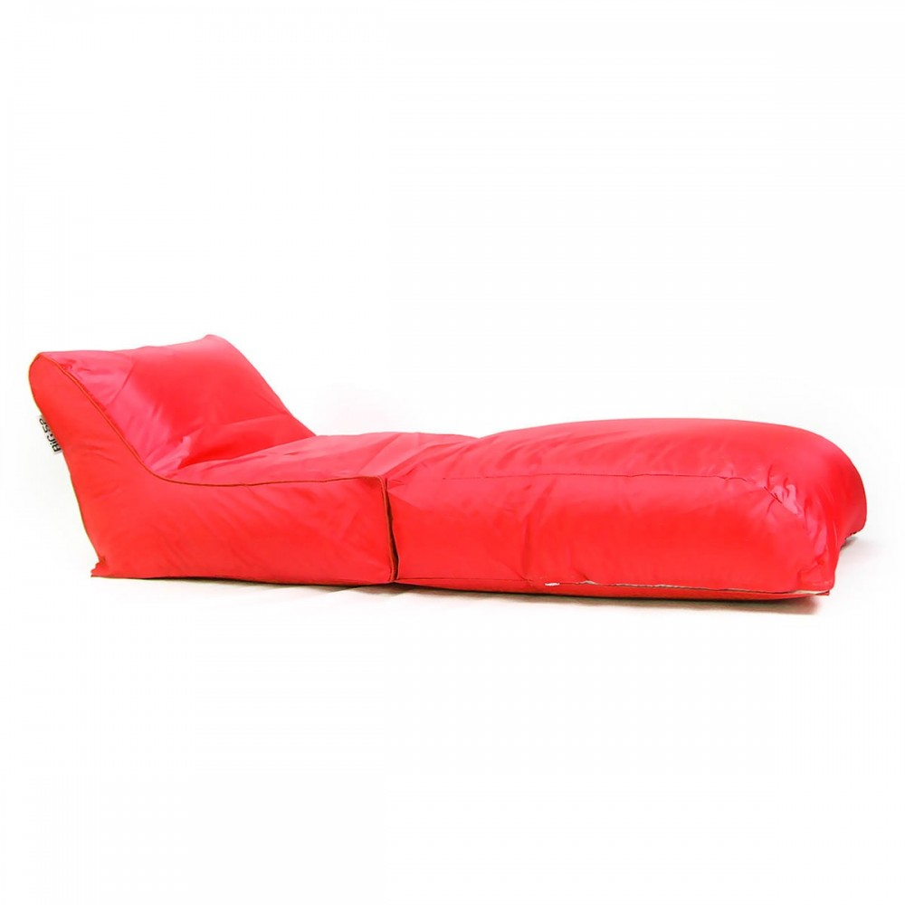 Pouf Rouge Pouf Transat Big52 Rouge