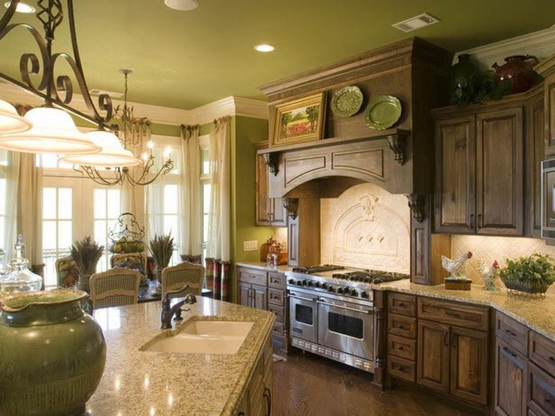 18 Decoration Ideas For Kitchen Of Your Dream - Live DIY Ideas - kitchen decoration ideas