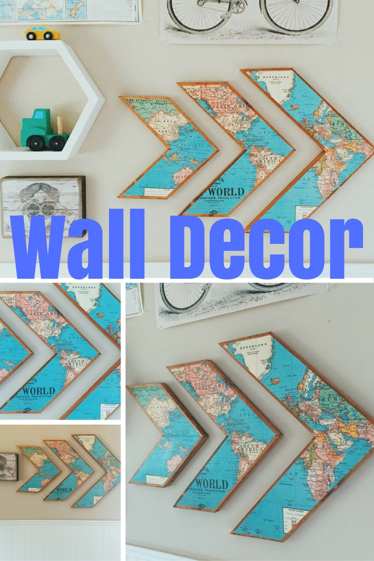 Around The World Decoration Ideas 19 Diy Wall Decoration Ideas Live Diy Ideas