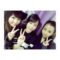 【元AKB48】AKB卒メン前田敦子、板野友美、河西智美の懐かしい3ショットキタ━━━━━━(゚∀゚)━━━━━━!!!!