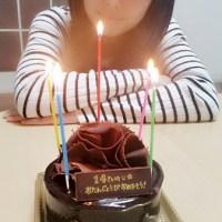 SKE48深井ねがい、14歳の誕生日!「14才になったねがいを、これからもよろしくお願いします!」