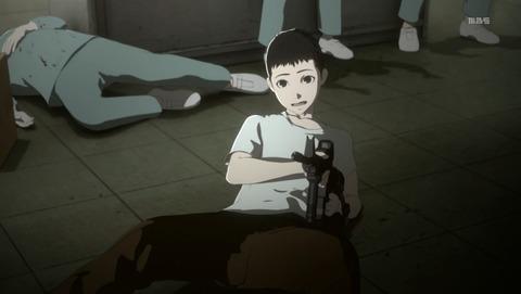 【亜人】第6話 感想 様子がおかしいのは実験の影響?