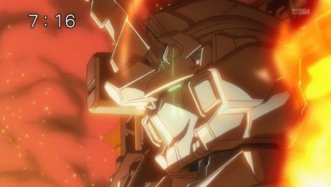 【機動戦士ガンダム UC】第3話 感想 ユニコーンガンダム、出撃する!