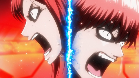 【銀魂 銀ノ魂篇】第347話 感想 みんなの想い、無駄にはしない!無駄にしてるー!?