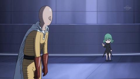 【ワンパンマン】第10話 感想 見た目も頭脳も子供っぽいタツマキさん