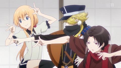 【刀剣乱舞-花丸-】第9話 感想 超刀剣男士育成計画