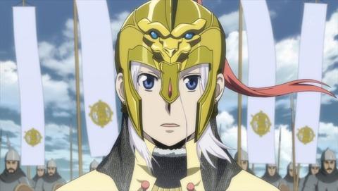 【アルスラーン戦記】第22話 感想 決戦より宮廷画家の件が心配