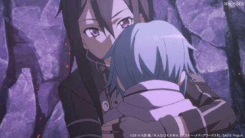 『ソードアート・オンラインⅡ』第11話予告映像公開、抱きしめる意味