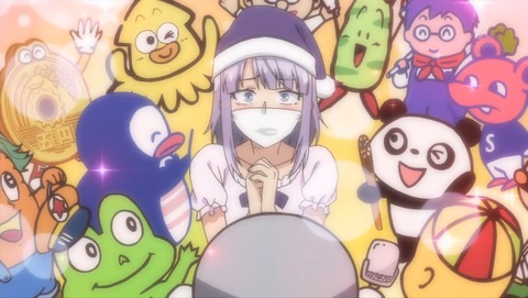 【だがしかし】第10話 感想 駄菓子の禁断症状で活動限界突破!