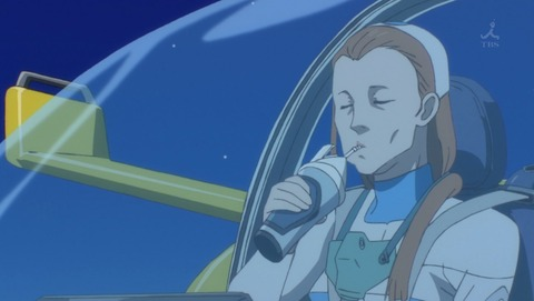 【ガンダム Gのレコンギスタ】第8話 感想 他人がふざけると怒るマスク大尉