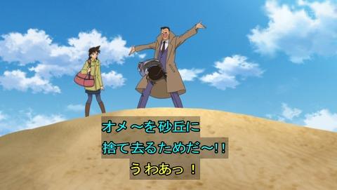 【名探偵コナン】第801話…偶然にも青山先生の出身地に来た俺たちは(ミステリーツアー感想)