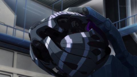 【M3 ~ソノ黒キ鋼~】第3話 感想 ひきこもりモード搭載ロボットだったw