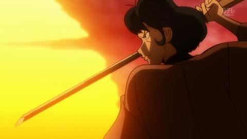 【ルパン三世】第9話 感想 久々登場五ェ門無双!【2015】