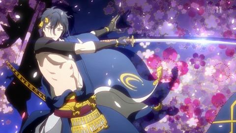 【刀剣乱舞-花丸-】第5話 感想 天下五剣の美しさ