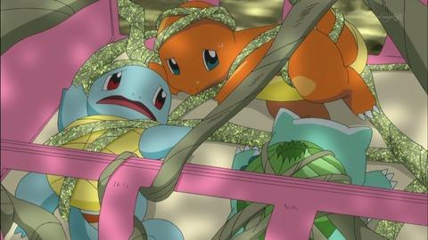 【ポケモンXY】第41話 感想、振り返り…フシギダネが山菜にされるとこだった【アニメ ポケットモンスターまとめ】