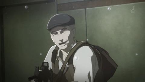 【亜人】第5話 感想 人間には真似できない亜人戦法