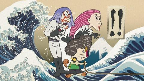 【ポケットモンスター サン&ムーン】第23話 感想 ダグトリオはもはやグループ名【ポケモンSM】