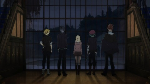 【DIABOLIK LOVERS 2期】第12話 感想 はじまりの終わり【MORE,BLOOD 最終回】