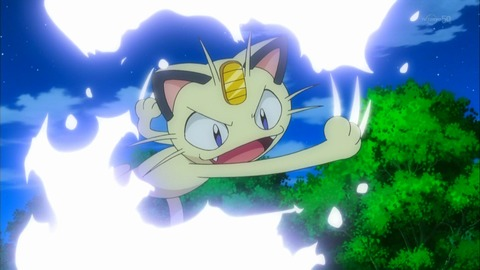【ポケットモンスターXY】第23話 感想…ニャースが戦った!!!!と思ったら凍ったwwww【ポケモン】
