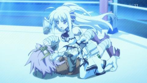 【ViVid Strike!】第2話 感想 筋肉パワーで殴れば強い