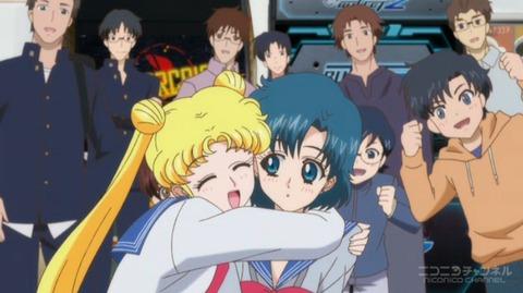 『美少女戦士セーラームーンCrystal』第2話 みんなの感想…亜美ちゃんめちゃカワ!ユリユリしてきましたぁぁぁ【動画】