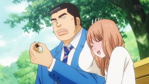 【俺物語!!】第2話 感想 かわいいと筋肉は正義
