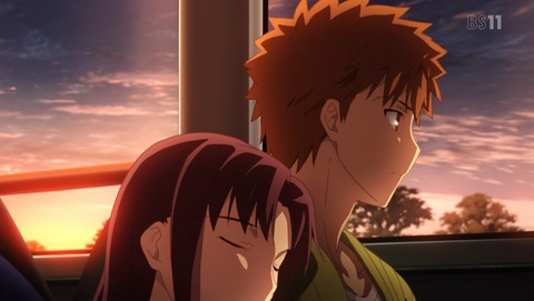 25話 Fate stay night UBW 感想