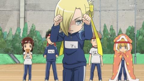 【進撃!巨人中学校】第3話 感想 ツンデレ美少女JCと化したアニ