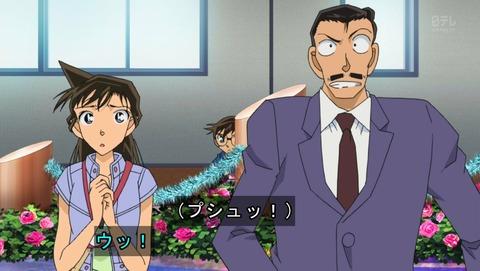 【名探偵コナン】毛利小五郎は麻酔銃くらいすぎて中毒症状起きたりしないの?