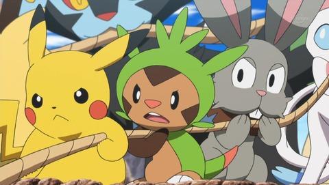 【ポケモン XY&Z】第15話 感想 シトロンが荒野に緑を取り戻す壮大な物語【ポケットモンスター】