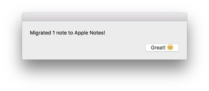 Evernote2Notes-Migrated
