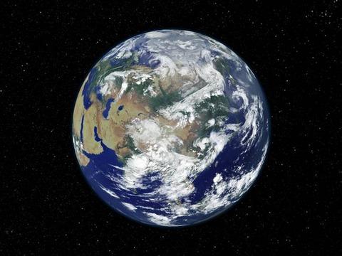 地球って丸いのに地面が平らなのっておかしくね?