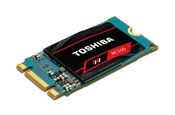 東芝、64層TLC 3D NAND採用のメインストリーム向けPCIe NVMe SSD「RC100」を発表