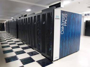 国内最高性能のスパコンOakforest-PACS、正式運用を開始