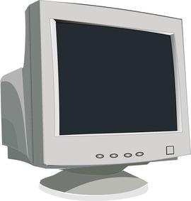 デスクトップのパソコン使ってるやつ、モニター何インチ?