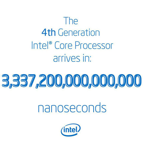 Intelの次世代CPU「Haswell」が6月初旬にも正式発表!