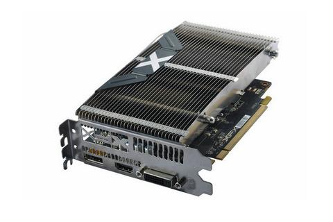 XFXがファンレスRadeon RX 460 4Gを用意