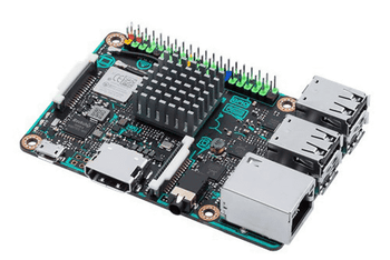 ASUS、Raspberry Pi3と同サイズで性能2倍の「Tinker Board」が国内発売