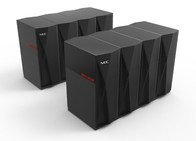 NEC、ベクトル型スーパーコンピューター「SX-ACE」が独キール大学、海洋学研究機関、計算センターで利用開始