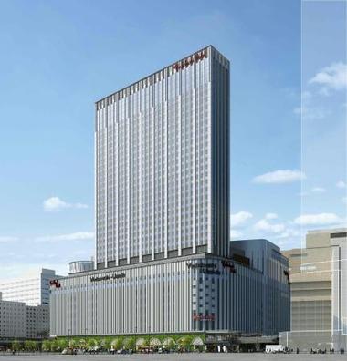 大阪の梅田にヨドバシカメラの大型ビル着工 19年冬開業