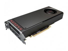 Radeon RX-480の解体画像