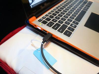 Intel、「Thunderbolt 3」を発表--USB Type-Cコネクタを採用して40Gbps