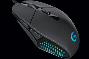 ロジクール、ゲーミングマウス「G302 MOBA」を11月14日発売