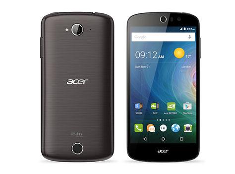エイサー、「Acer Liquid Z530」発表 SoCはMT6735(S400相当)搭載で25000円