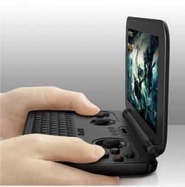 ドスパラパーツ館で3DSLLサイズの小型PC「GPD WIN」を展示中